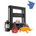 JGAURORA A5S 3d-Drucker DIY mit Metall Rahmen Voll und Farbdisplay Print Größe 305 * 305 * 320 mm Halterung PLA/ABS/Holz